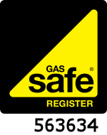 Gas Safe Registered: No. 563634
